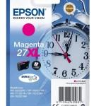 CARTUCCIA EPSON 27XL Sveglia C13T27134010/12 MAGENTA X WF-7110DTW/7610DWF/7620DTWF/3620DWF/3640DTWF
