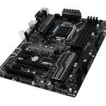 MB MSI H270 PC MATE LGA1151 H270 4D4DC-2133 VGA+DVI+HDMI+2PCIEX16 3.0 3PCIEx1 1PCI 6SATA3-R+2xM.2 2+8USB3.1 6U