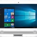 LCDPC M-Touch MSI PRO 22ET 6M-040EU 21.5'BW FHD White G4400 4GBDDR4 1TB W10 ODD WIFI 4+2USB RS232 CAM HDMI T+M