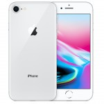 SMARTPHONE APPLE IPHONE 8 MQ6H2QL/A Argento 4.7' A11 64GB 12Mpx NFC iOS11