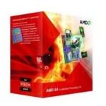 APU AMD Fusion A4 X2 3300 2.5G RADEON HD6410D AD3300OJHXBOX 1MB FM1 65W BOX -Garanzia 3 anni-