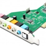 SCHEDA AUDIO 7.1 BUS PCI DIGITUS DS33700