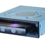 Mast.SATA x DVD±R/±RW LITE-ON iHAS124-04/14 Black Oem 24x24x12x DL No Sw