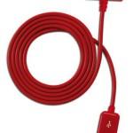 SOS POWER TECNOWARE FCM16297 Cavo x Samsung Galaxy Tab --> USB/A 100cm x carica/dati