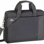 BORSA NB 15.6 RIVACASE 8231 Black Mod. Central - poliestere - Colore Nero - 385x265x45 EAN: 6901801082315