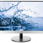 MONITOR AOC LCD IPS LED 27 WIDE I2769VM 5ms MM 0.311 FHD 1920x1080 1000:1 SILVER VGA 2xHDMI DP Vesa Fino:06/06