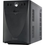 UPS ATLANTIS A03-S1001 1000VA/600W LineInteractive UPS Stabilizzatore+Filtri  Sw shutdown PC viaUSB -Garanzia