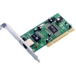 SCHEDA RETE PCI 10/100/1000M ATLANTIS A02-SG32 Gigabit Ethernet WOL Jumbo Frame -Garanzia 2 anni-