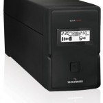 UPS TECNOWARE EXA-LCD 0.90 -FGCEXALCD902-   900VA/ 450Watt Sinusoidale +Stabilizzatore +USB x SW(da Web)