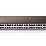 SWITCH 48P LAN 10/100M TP-LINK TL-SF1048 Metal case Rackmount 19 1U - Garanzia 3 anni
