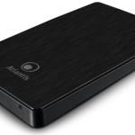 BOX EST X HD2.5 SATA ATLANTIS P012-SU365-B2 USB3.0 ALLUMINIO NERO EAN 8026974016290 -GARANZIA 2 ANNI-