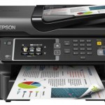 STAMPANTE EPSON INK MFC WORKFORCE WF-3620DWF C11CD19302 A4 4in1 19PPM ISO LCD8.8cm CARD READ USB WIFI LAN ADF