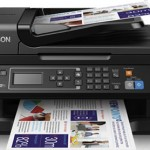 STAMPANTE EPSON INK MFC WORKFORCE WF-2630WF C11CE36402 A4 4in1 9PPM ISO ADF LCD USB WIFI DIRECT