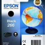 CARTUCCIA EPSON 266 C13T26614010 NERO PER WORKFORCE WF-100W