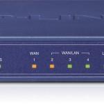 ROUTER LOAD BALANCE TP-LINK TL-R470T+ 5P Fast Ethernet Multi-WAN - Garanzia a vita