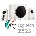 Speaker System Logitech Z523 Altoprlanti 40W White