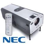 VideoProiettore DLP NEC LT170 1500 ANSI Lumen con Borsa e Telecomando