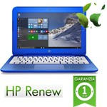 Notebook HP Stream 13-c100nl Intel CEL N3050 2Gb 32Gb SSD 13.3' HD LED Wndows 10 N8J59EA 1Y