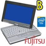 Notebook Fujitsu Lifebook P1510 Pentium M 753 1.2GHz 512Mb 60Gb 9' TouchScreen Senza Sist. Operativo [GRADE B]