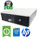 HP Compaq Business Desktop dc7800 Core2Duo E4500 2.2GHz 4Gb 250GB DVD Windows 7 Professional