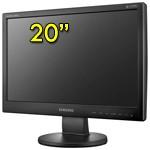 Monitor 20 Pollici Samsung SyncMaster 2043SN LCD VGA Widescreen
