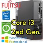 PC Fujitsu Esprimo E900 Core i3-2100 3.1GHz 4Gb 320Gb Card Reader noODD Windows 10 Professional 1Y