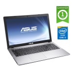 Notebook Asus F555LA-XX275H Core i3--4030U 4Gb 500Gb 15.6' DVDRW Windows 10 HOME