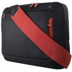 BORSA A TRACOLLA PER NOTEBOOK 15.6 NERO BORDEAUX