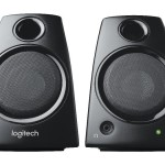LOGITECH 980-000418 LOGITECH SPEAKERS Z130 - BLACK - ANALOG - PLUGC