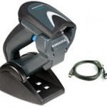DATALOGIC GM4130-BK-433K1 GRYPHON M4130 USB KIT NERO 433MHZ W/CAVO CAB-426