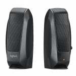 LOGITECH 980-000010 LOGITECH SPEAKERS S120 - BLACK - ANALOG