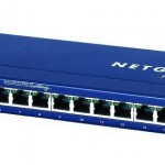 NETGEAR FS116GE SWITCH 16 PORTE 10 100 MBPS METAL CASE DESK