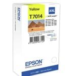 EPSON C13T70144010 CARTUCCE T7014 PIRAMIDI ELEVATA GIALLO XXL