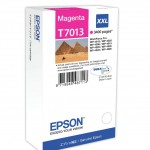 EPSON C13T70134010 CARTUCCIA T7013 PIRAMIDI ELEVATA XXL MAGENTA