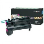 LEXMARK C792A1MG C792 X792 TONER MAGENTA RETURN PROGRAM 6K PAG