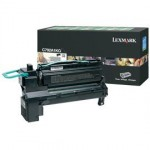 LEXMARK C792A1KG C792 X792  TONER NERO RETURN PROGRAM 6K PAG