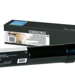 LEXMARK C950X2KG TONER LEXMARK NERO PER C950 DA 32K PAG
