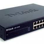 D-LINK DES-1016D SWITCH DESKTOP 16 PORTE 10 100 MBPS