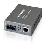TP-LINK MC110CS MEDIA CONVERTER SM SC 100BASE-FX
