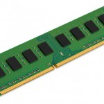 KINGSTON KVR13N9S8/4 4GB 1333MHZ DDR3 NON-ECC CL9 DIMM 1RX8