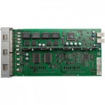 ALCATEL-LUCE 3EH73015AB ISDN MIXED BOARD 4 T0 + 8 UAI + 4 SLI