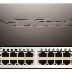D-LINK DGS-1210-28P 24-PORTS POE 10 100 1000MBPS WITH 4 X SFP PORTS