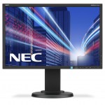 NEC 60003334 E223W BK 22W LED 16 10 1000 1 5MS VGA-DVI 250CD M²