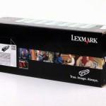 LEXMARK 24B5834 TONER LEXMARK GIALLO PER XS796DE DTE DA 18K  BSD