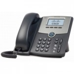 CISCO SPA512G 1 LINE IP PHONE WITH DISPLAY POE AND GBIT PC PORT