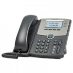CISCO SPA514G 4 LINE IP PHONE WITH DISPLAY POE AND GBIT PC PORT