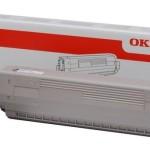 OKI 44844508 CARTUCCIA TONER NERO FINO A 10.000 PAGINE