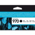 HP INC. CN621AE HP 970 BLACK INK CARTRIDGE