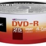 DVD-R 4.7GB 16X 120M SPINDLE CF25
