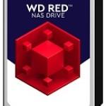 WESTERN DIGI WD10EFRX WD RED 1TB SATA3 3.5